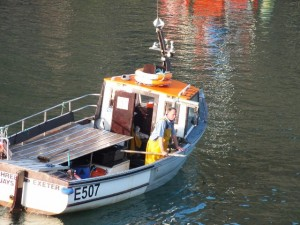 boscastle harbour