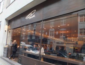 Princi, Wardour St, Soho, London