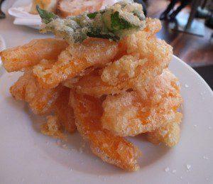Fritti at Zucca, Bermondsey Street