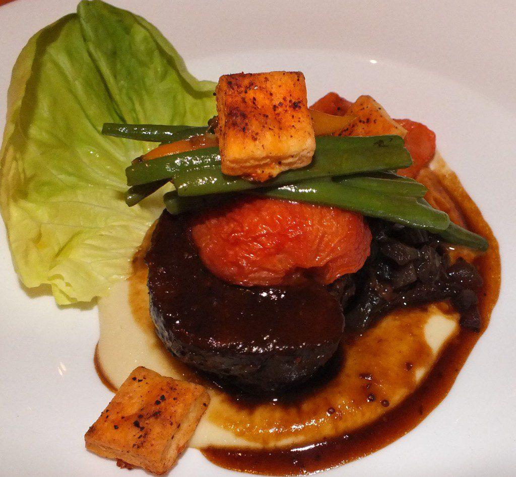 Paleron of Beef, Bar Boulud, Knightsbridge