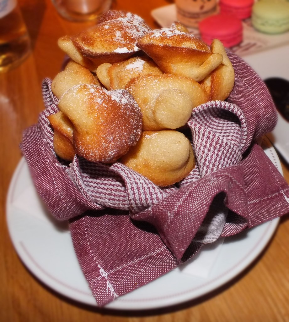 madeleines Bar Boulud Knightsbridge London