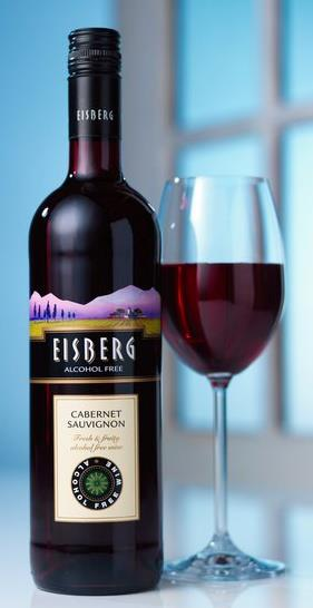 Eisberg no alcohol wines