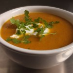 Carrot and Coriander Soup - Stone Soup