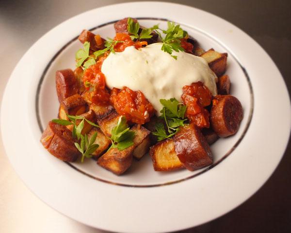 Patatas Bravase