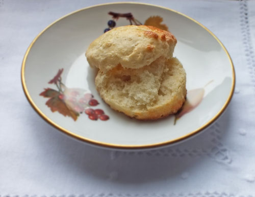 scone ready to eat