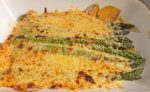 Baked Asparagus Cheese
