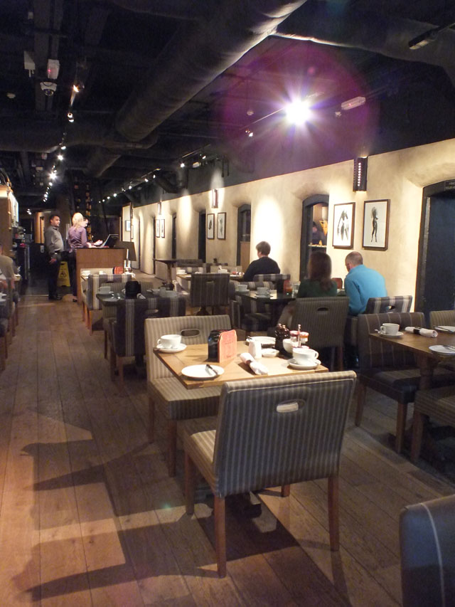 Malmaison Hotel Breakfast Restaurant