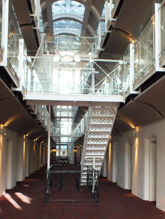 Malmaison Hotel Lock-up