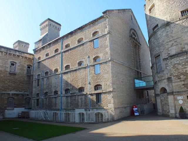 Oxford Prison - Malmaison Hotel