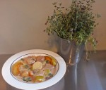 Pork Tenderloin in Cider with Thyme