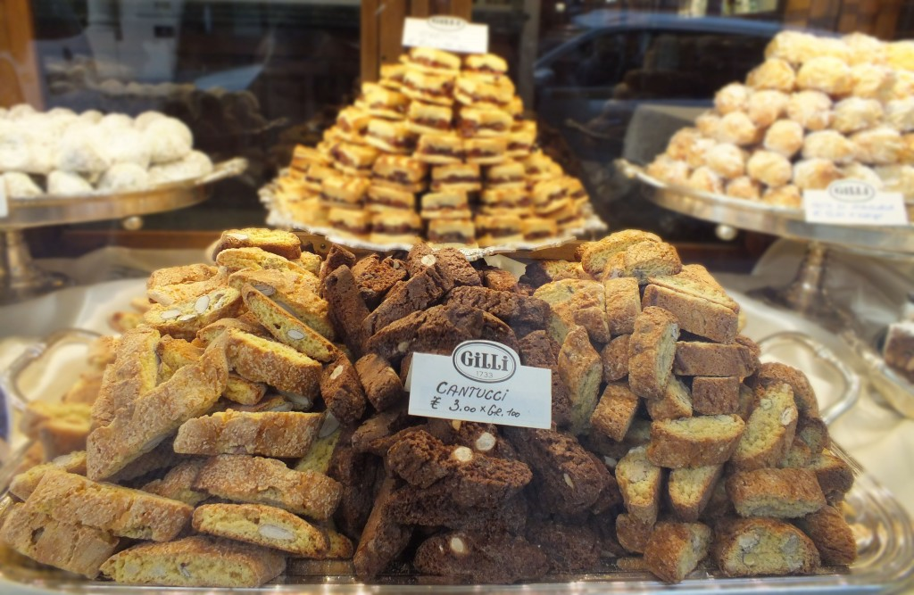 Cantuccini in Florence