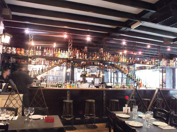 Bar, El Pirata, Mayfair London