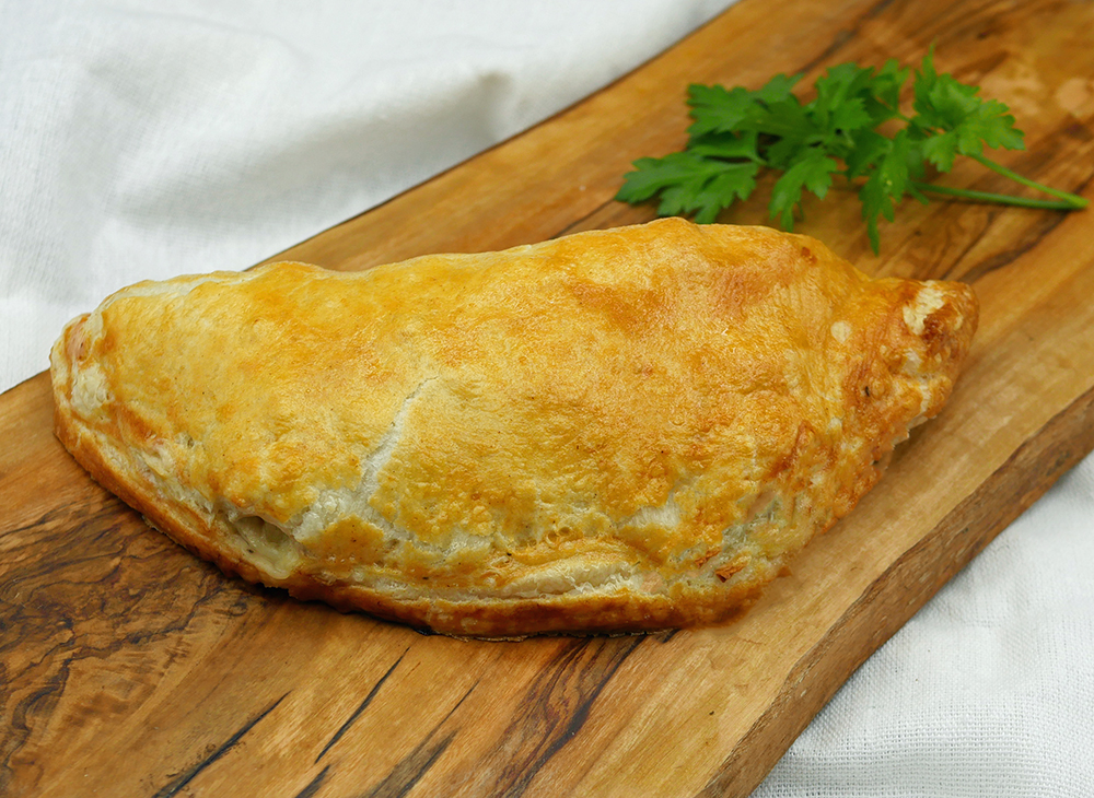 Cornish Pasty - Side Crimp