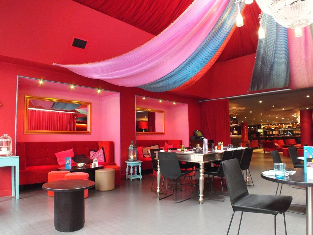 Carom Restaurant, Soho, Interior