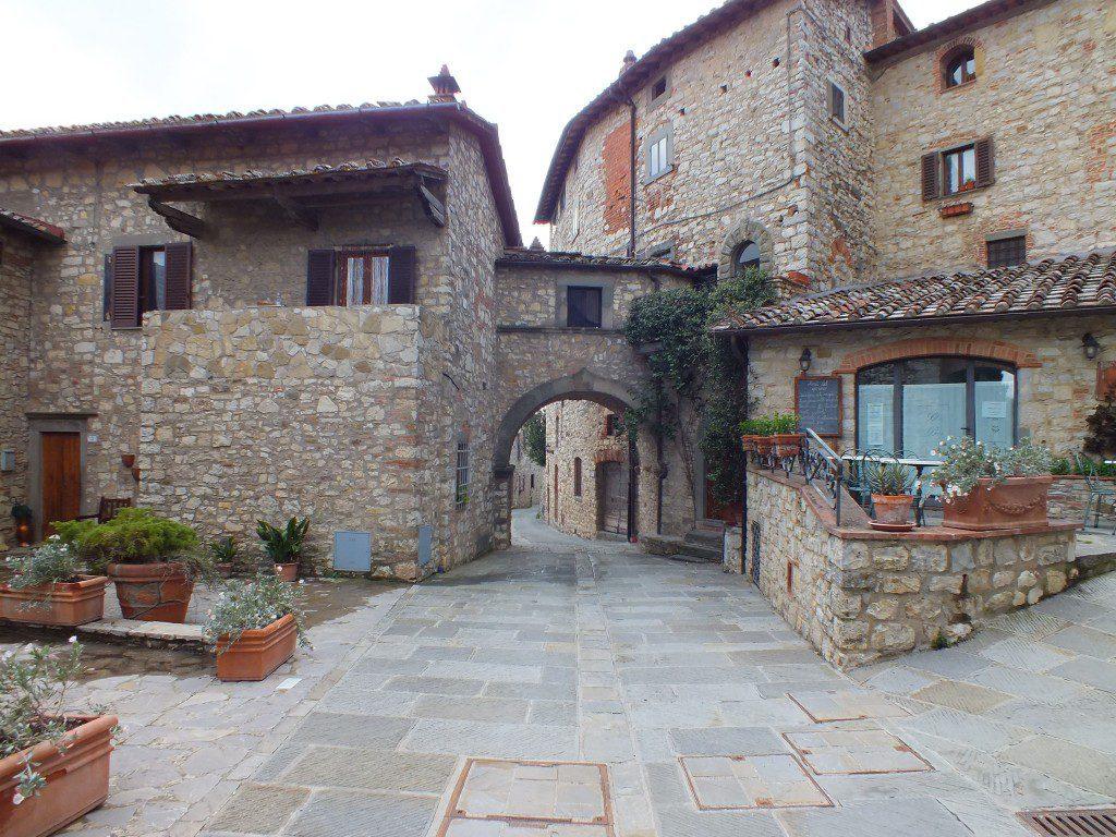 Castillo di Gaioli, tuscany