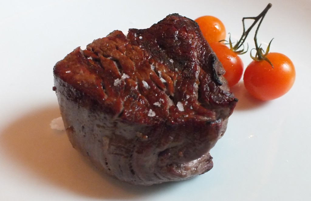 JW Steakhouse Mayfair 6oz fillet