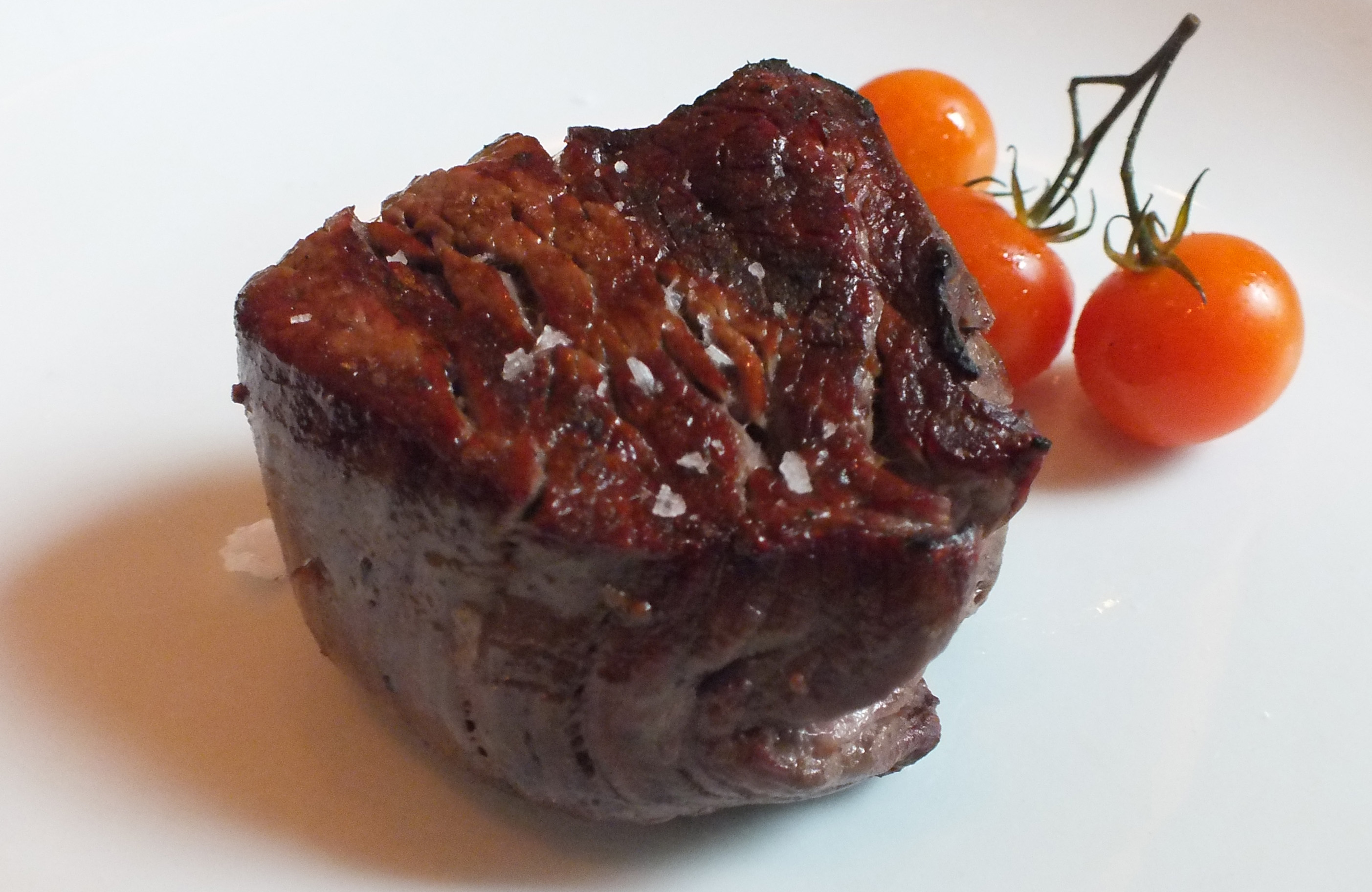 JW Steakhouse Mayfair 6oz fillet