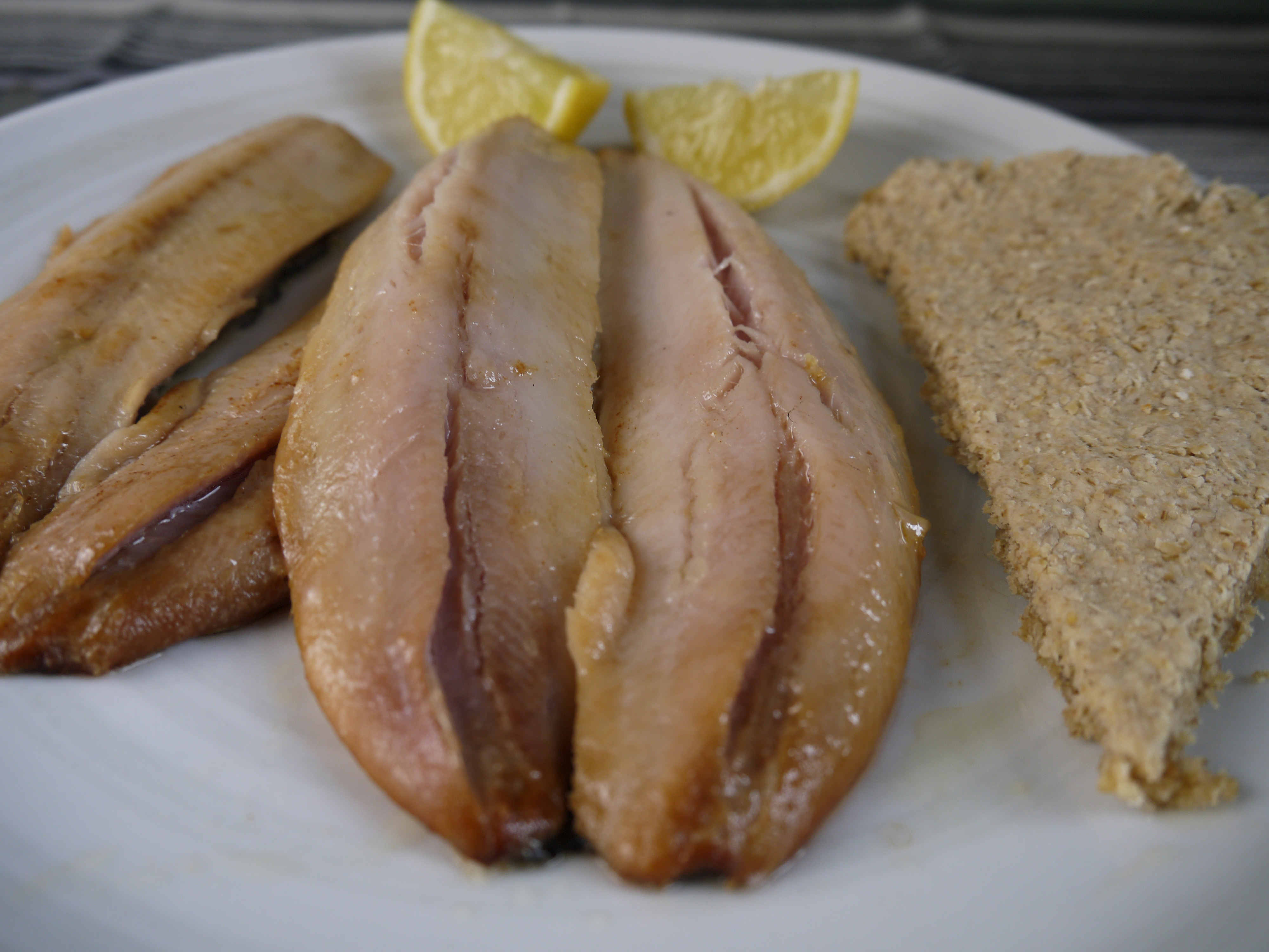 Kippers And Scottish Oatcakes