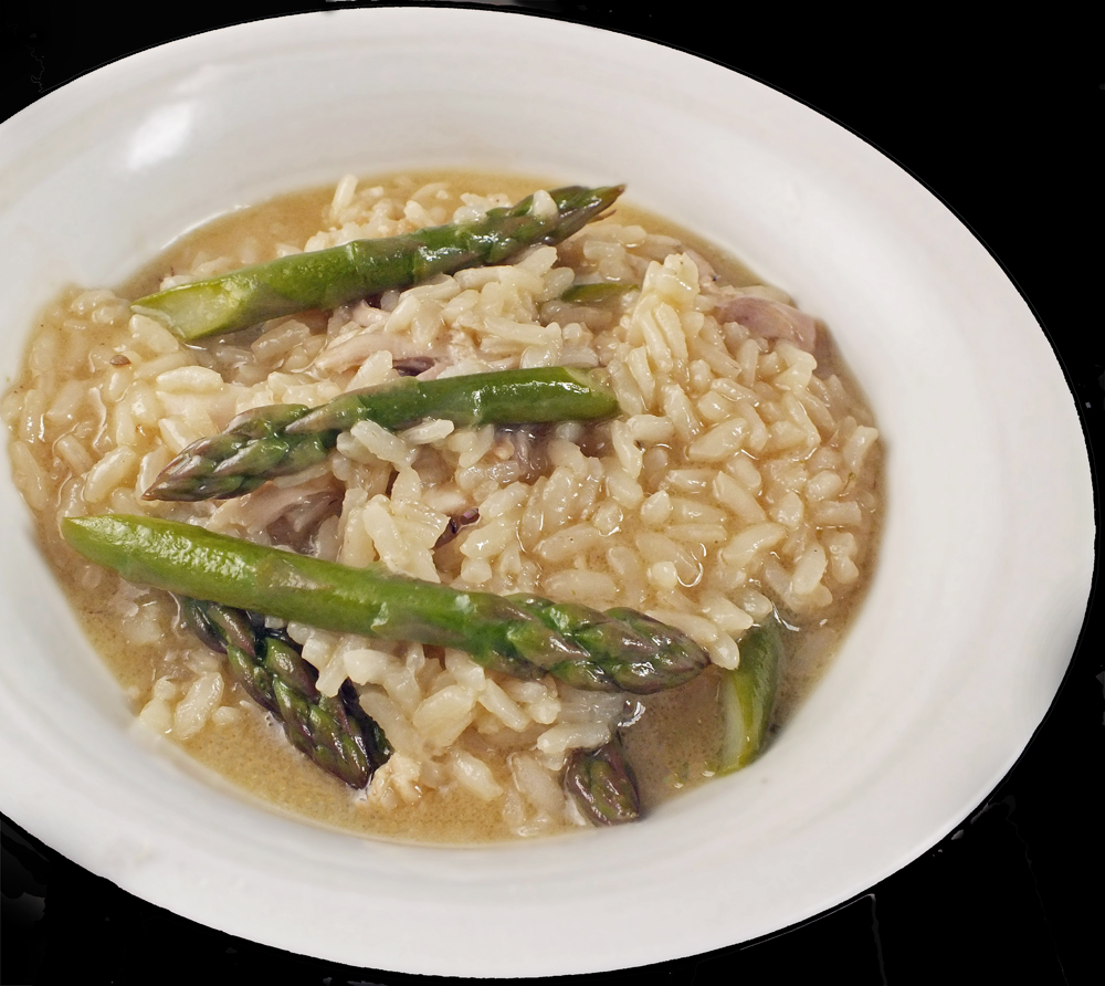 chicken-and-aspargus-risotto-served