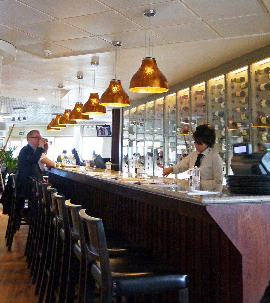 London City Airport Bar