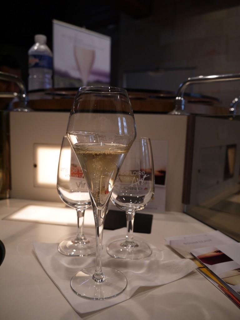 Angers Wine Tasting Cremant de Loire
