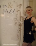 Intercontinental hotel - gin and jazz