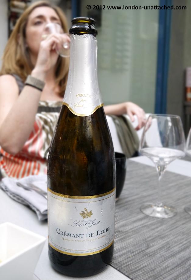 Mets et vins Plaisirs Cremant de Loire
