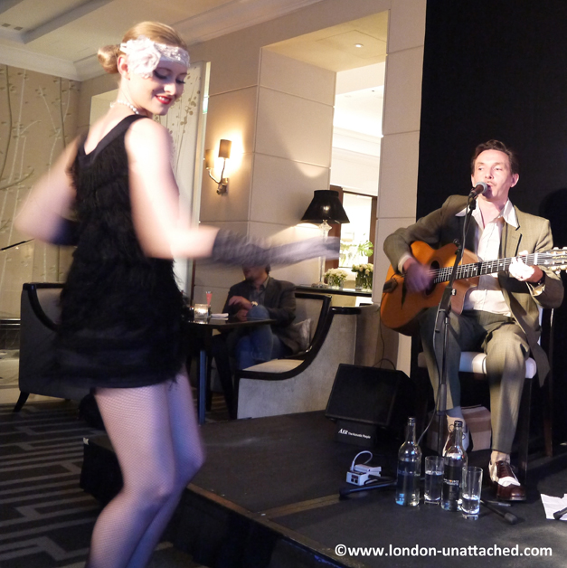 intercontinental hotel - gin and jazz 2