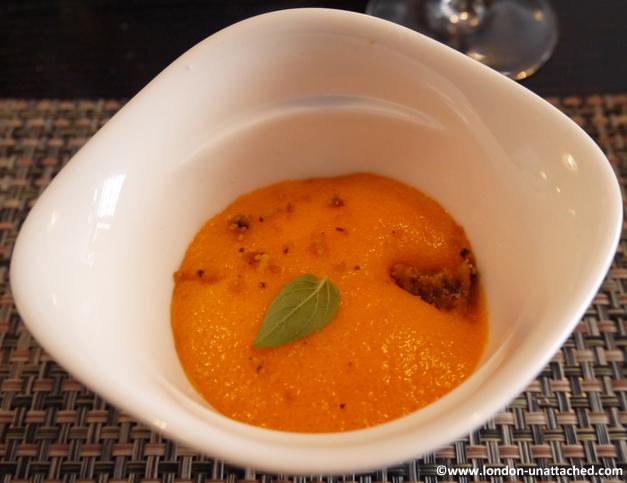 roganic - carrot with ham fat
