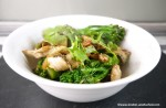 Stirfry Tenderstem Broccoli with Chicken