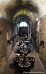 wine cellar chateau de brissac