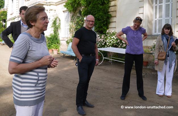 winemakers chateau des vaults