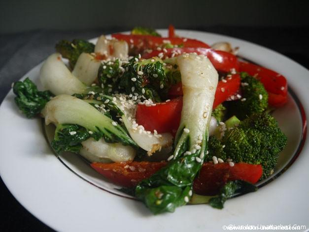 5-2 diet menu stir fry