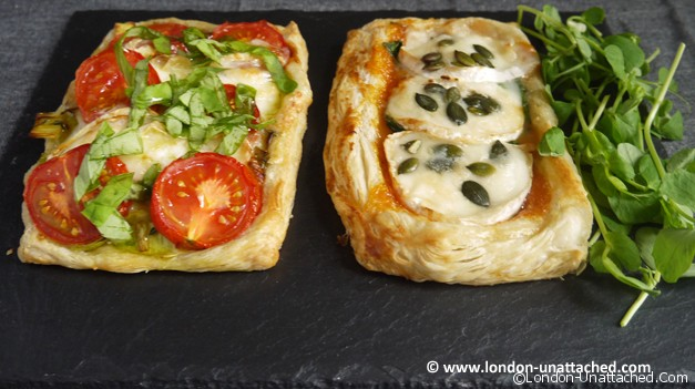 capricorn goats cheese tarts