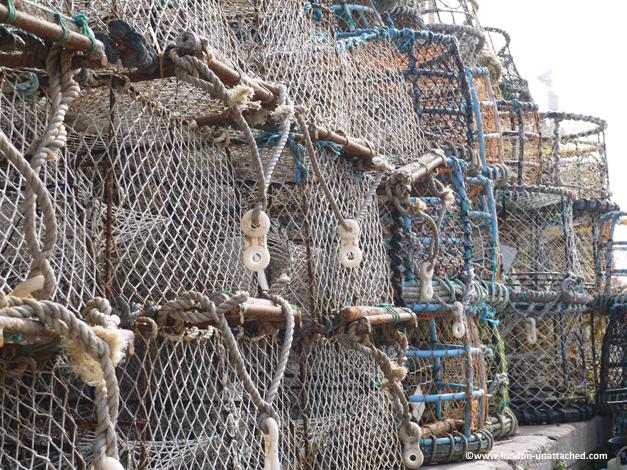 lobsterpots - brixham