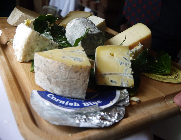 orient express - cheese board