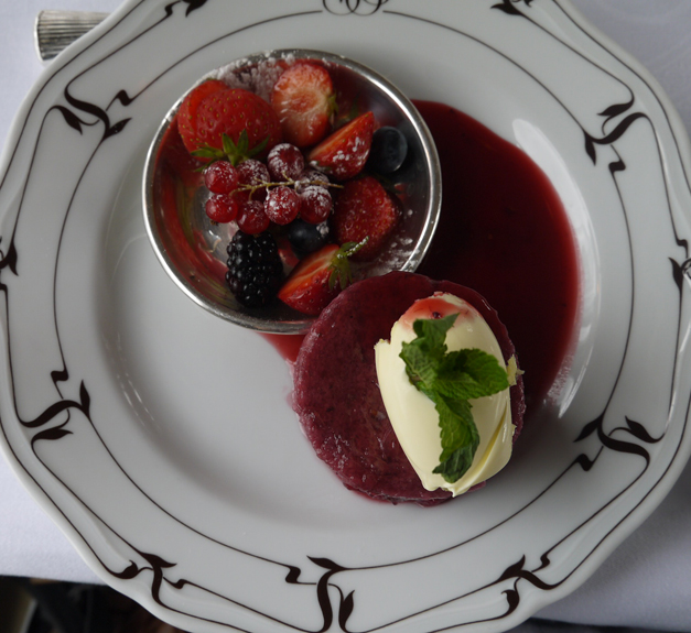 orient express summer pudding