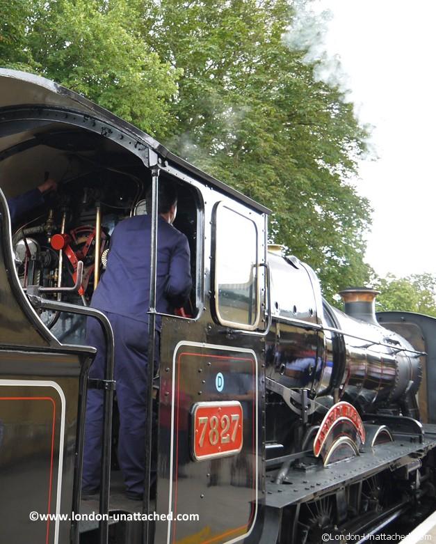 steam train torquay