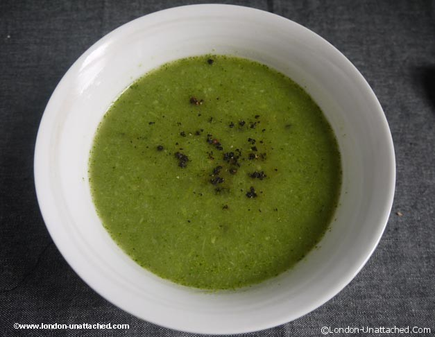 5 2 diet broccoli soup