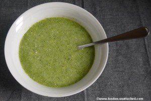 5-2 Diet Broccoli Soup