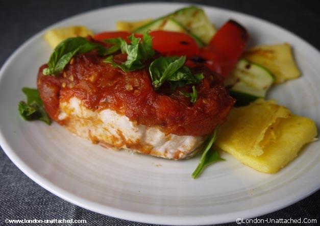 5-2 diet recipe baked cod