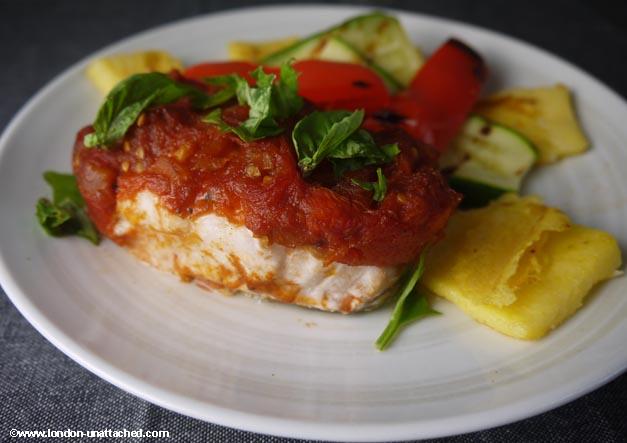 5-2 diet baked cod