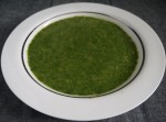 5-2 diet spinach and puy lentil soup