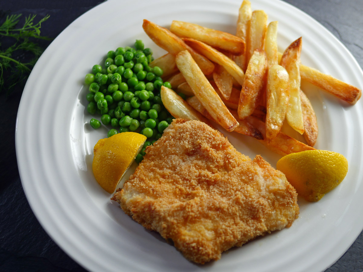 Low Calorie Oven Baked Fish
