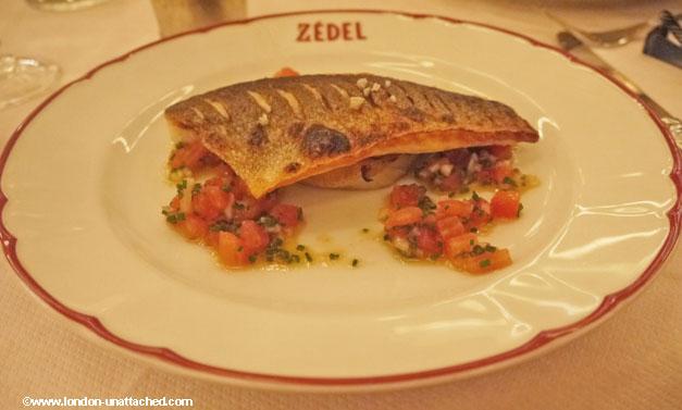 SeaBream - Brasserie Zedel