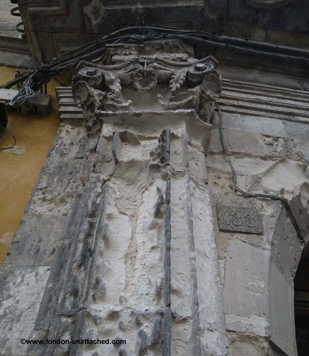 baroque wiring modica