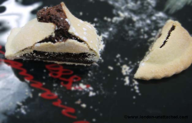 chocolate and mince sweets