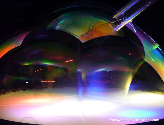 grand marnier bubble bar