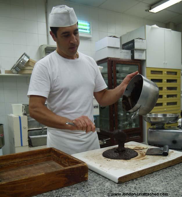 modica chocolate centre sicily
