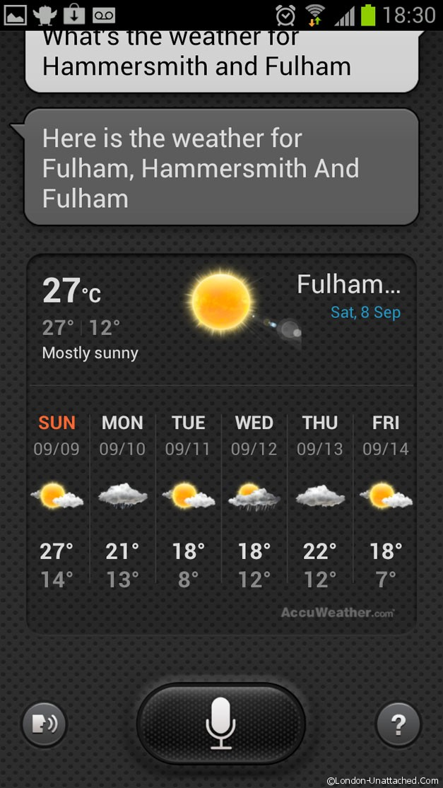 weather, hammersmith and fulham